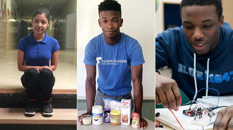 Caffeinated toothpaste, more innovations flow from area high schools | The Jazz of Innovation | Scoop.it