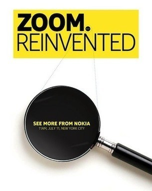 "Nokia hosting ""zoom reinvented"" event July 11th in NYC 