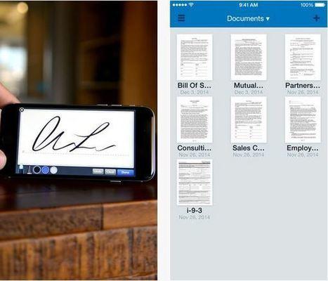 5 logiciels pour signer électroniquement vos documents   signature électronique - certificat electronique   Scoop.it
