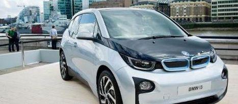 """BMW présente l'i3, sa première voiture 100% électrique   Argent et Economie """"AutreMent""""   Scoop.it"""