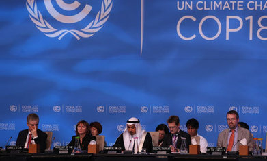 Doha climate change deal clears way for 'damage aid' to poor nations | The Glory of the Garden | Scoop.it