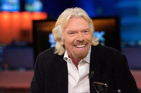 Virgin Galactic to accept bitcoin: Branson - CNBC.com | ביטקוין | Scoop.it