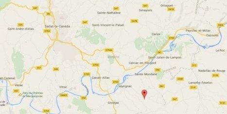 Un bâtiment de 120 m2 détruit dans un incendie en Dordogne   Agriculture en Dordogne   Scoop.it