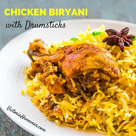 Chicken Biryani with Drumsticks | Best Easy Recipes | Scoop.it