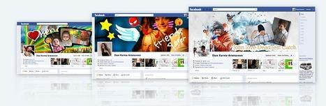 Facebook Timeline Banners | Custom Timeline Cover Maker FREE! | SocialMediaDesign | Scoop.it