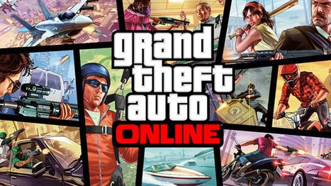 GTA 5 : Grand Theft Auto 5 Online est bel est bien disponible | Jeux vidéos | Scoop.it