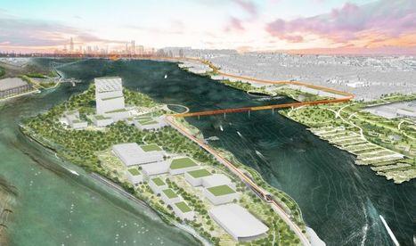 Proponen convertir una isla abandonada de Filadelfia en un banco ... - Plataforma Arquitectura | retail and design | Scoop.it