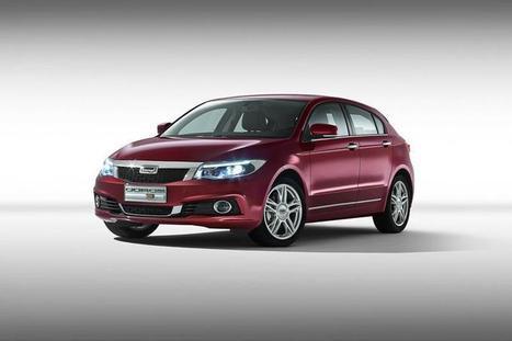 Qoros 3 Hatch | MotorExposed.com | Car news | Scoop.it