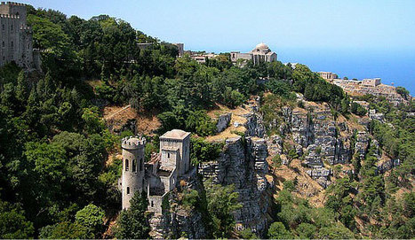 La bellissima Erice | Viaggi e vacanze in Sicilia | Scoop.it