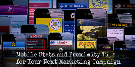 Top Mobile Marketing and Proximity Tips the really works | Online Mobile Web Marketing | Scoop.it