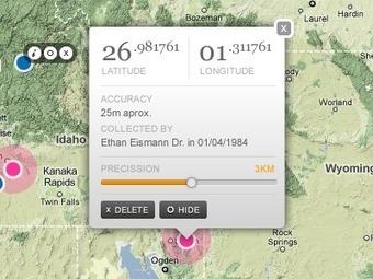 Info Window | Map UI Patterns | Scoop.it