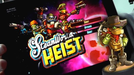 SteamWorld Heist for iPhone - Appiod   Latest Mobile Apps   Scoop.it
