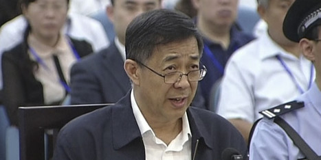 Disgraced Chinese Politician Found Guilty In Corruption Case | crime | Scoop.it
