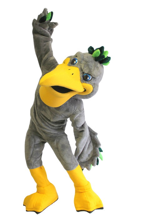 Street Characters Inc. Mascot of the Month for January 2016 is Tulane University's Riptide! | Mascots | Scoop.it