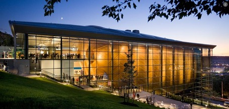 Experimental Media and Performing Arts Center (EMPAC) at RPI - Troy, NY | Manufacturing In the USA Today | Scoop.it