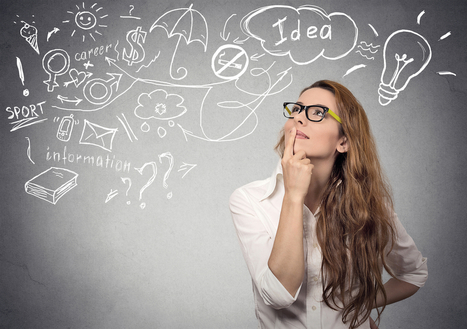 5 Tips for Coming Up with New Ideas | Smartpress.com | Print Design & Print Marketing | Scoop.it