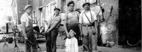 La Manche Libre - Maréchal-ferrant : les souvenirs d'un métier oublié | GenealoNet | Scoop.it