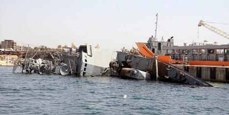 Royal Navy Survey Ship Discovers 18 Shipwrecks off Libya - The Maritime Executive | Saif al Islam | Scoop.it