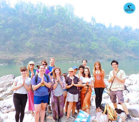 Yoga Retreats In India | Yoga School Rishikesh India | Scoop.it