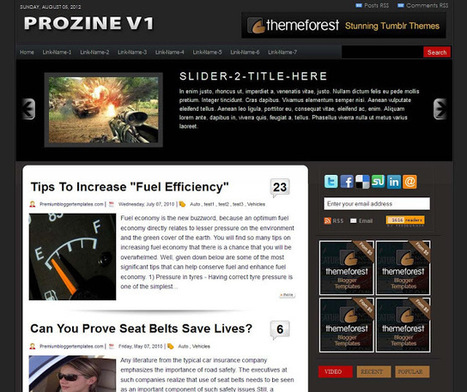 Prozine Blogger Template Free Download 2013-2014-2015 | Best Free Premium Blogger Templates SEO Friendly, WordPress, Website 2013 | Themes All Free Download | ads-blogspot-com-2013-06-2013-cnebac2013taalim | Scoop.it