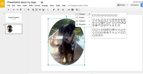 Free Technology for Teachers: Now You Can Edit Images In Google Slides | Educational Technology - Yeshiva Edition | Scoop.it