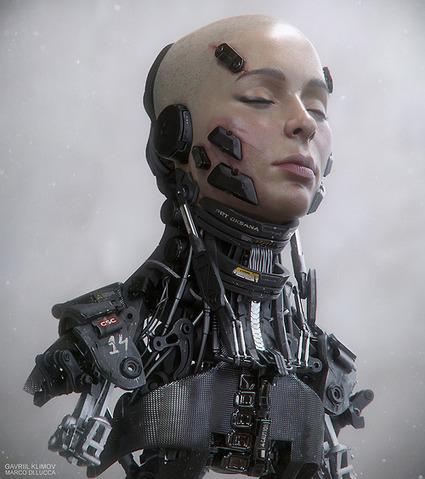 Cyberpunk Visions   Post-Sapiens, les êtres technologiques   Scoop.it