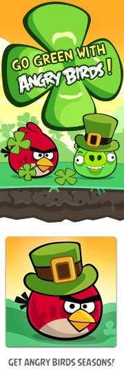 Angry Birds Facebook page | Angry Birds | Scoop.it