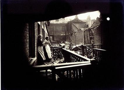 Zeppelin Damage   European History 1914-1955   Scoop.it
