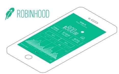 Robinhood App Will Offer Zero-Commission Stock Trades Thanks To $3M Seed From Index And A16Z | TechCrunch | Daily Magazine | Scoop.it