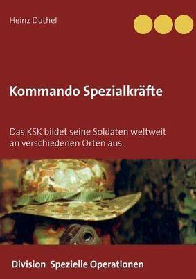 Kommando Spezialkräfte 3 - Division Spezielle Operationen   Book Bestseller   Scoop.it