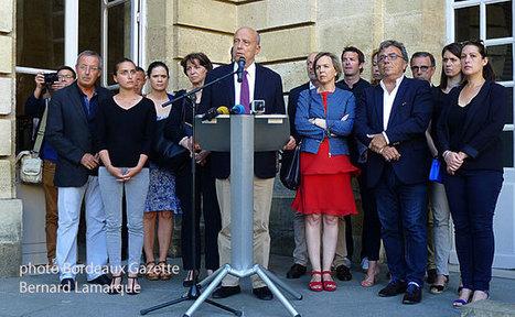 Hommage aux victimes de la tuerie de Nice | Bordeaux Gazette | Scoop.it
