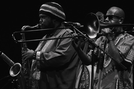 "Kamasi Washington and The Next Step Are ""Epic""' At Howard Theater 