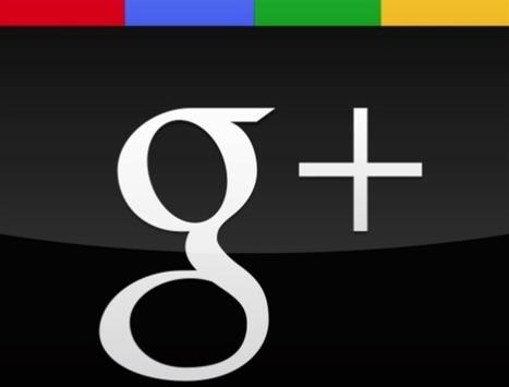 A Handy Visual Guide To Google+ - Edudemic | TEFL & Ed Tech | Scoop.it