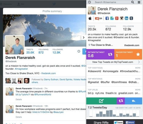 The 15 Best Browser Extensions to Improve Your Social Media Marketing | ID, E-learning & Social Media | Scoop.it