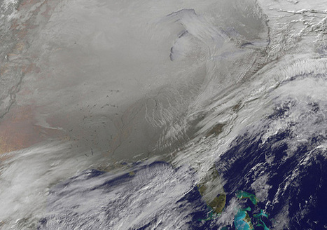 No, the Polar Vortex Does Not Disprove Global Warming | Climate change challenges | Scoop.it