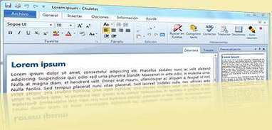 Cribr, a specialized text editor in the creation of cheat sheets and study notes | Cribr | Soup for thought | Scoop.it