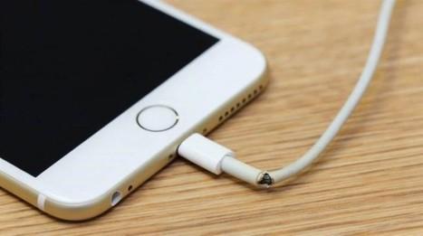 Une astuce pratique pour ne plus abîmer son câble Lightning (vidéo) | Belgium-iPhone | Un peu de tout et de rien ... | Scoop.it