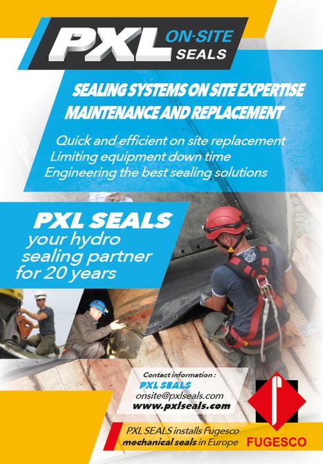 L'expertise sur site PXL Seals   Etanchéité   Scoop.it