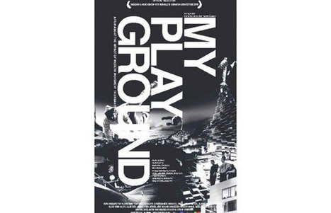 My Playground: A Film About Movement In Urban Space | Urban Design | Scoop.it