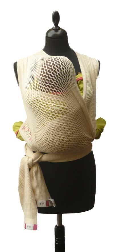 Le tissu porte-bébé ou comment se libérer les mains... | Shop & Fun | Scoop.it