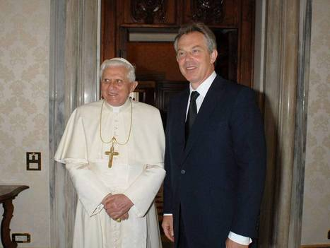 Blair defies Pope by backing gay marriage | Coffee Party Equality | Scoop.it
