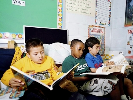12 Ways to Nurture a Love of Reading | School Library Advocacy | Scoop.it