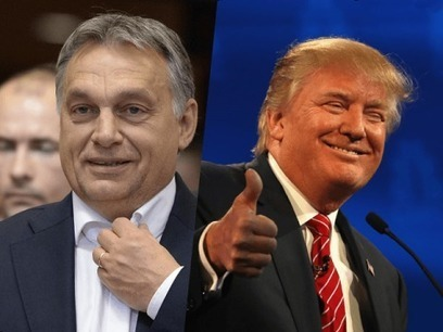 Hungary's Prime Minister is Rooting for Trump, Hates Hillary | Global politics | Scoop.it
