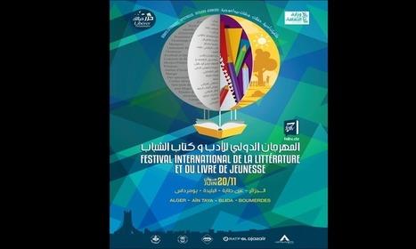 Le programme de la 7ème édition du Festival International de la Littérature et du Livre jeunesse (FELIV) | Littérature de jeunesse | Scoop.it