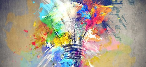 How Groundbreaking Thinkers Come Up With New Ideas | Innovation & Creativity | Scoop.it