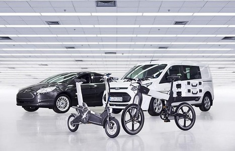 Ford announces electric bike project to make bike city travel smarter and safer | Bicycle Safety and Accident Claims in CA | Scoop.it