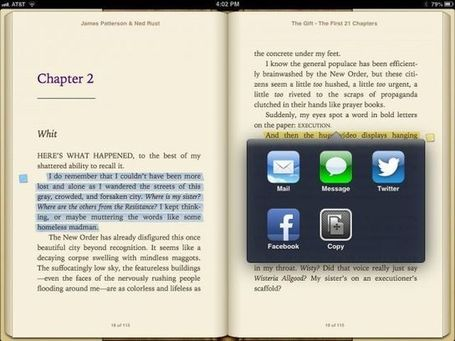 Five Useful Tips To Master iBooks On Your iPhone, iPad, or iPod touch | Go Go Learning | Scoop.it