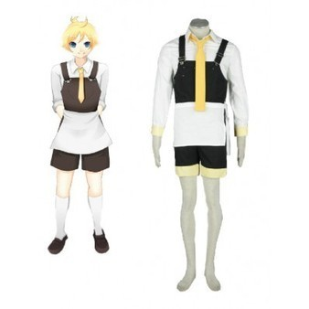 Vocaloid Alice Kagamine Len yellow Cosplay Costume | Cosplay Costumes | Scoop.it