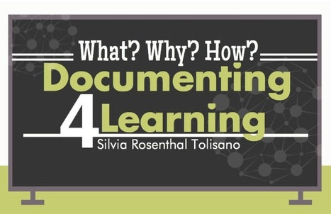 The What? Why? How? of Documenting4Learning @langwitches | Professional Learning for Busy Educators | Scoop.it