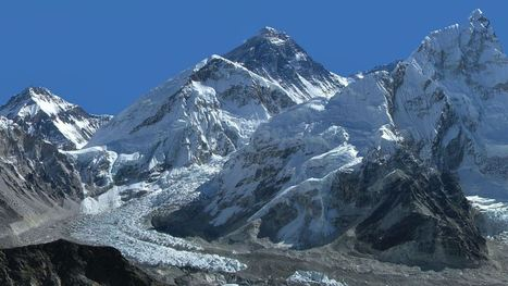 How climate change makes Everest an even deadlier game | Anthropology and Climate Change | Scoop.it